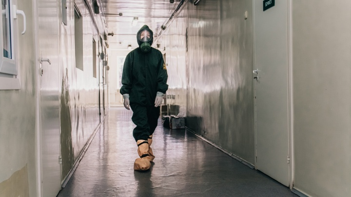 Стало известно, кто умер от коронавируса в Самарской области