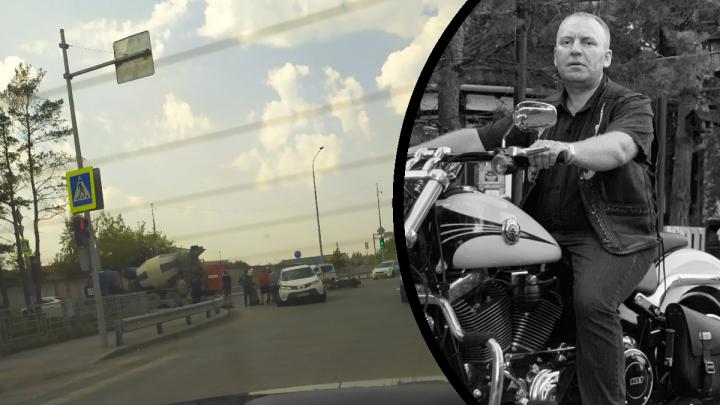 В ДТП с мотоциклом на Ялуторовском тракте погиб тюменский врач