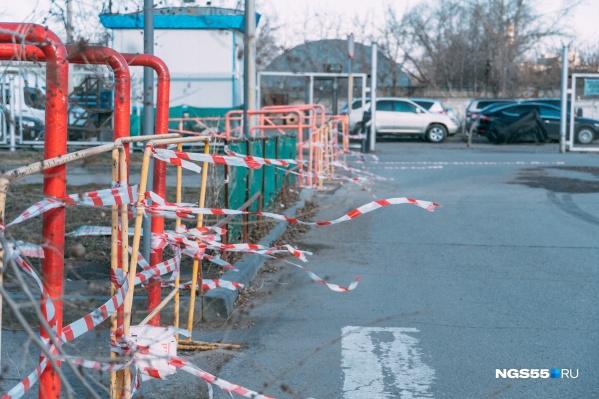 Завтра в Омске снова разгуляется стихия: скорость ветра, по данным МЧС, будет достигать иногда 21 метра в секунду