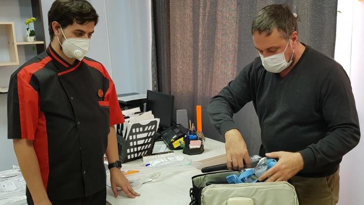 СУЭК помогла больнице Бородино в приобретении дорогостоящего аппарата ИВЛ