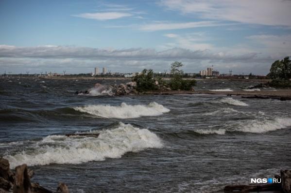 Ветер в Новосибирске сейчас северо-восточный порывами до 11 м/с