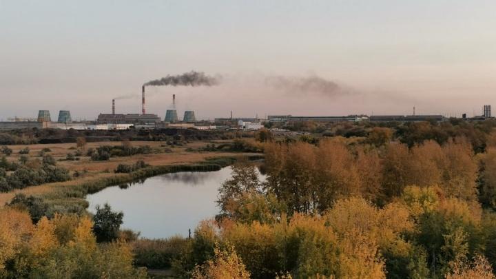 В Минэкологии объяснили причину удушливого смога над Челябинском