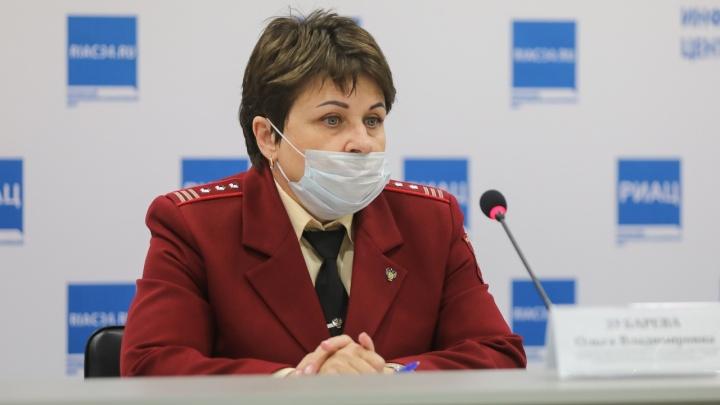 Главный санитарный врач региона настаивает на вводе масочного режима в Волгограде