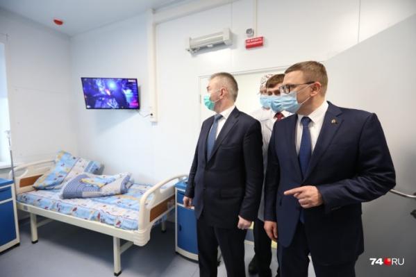Размер помощи областному бюджету сопоставим с тратами на строительство новой инфекционной больницы под Челябинском