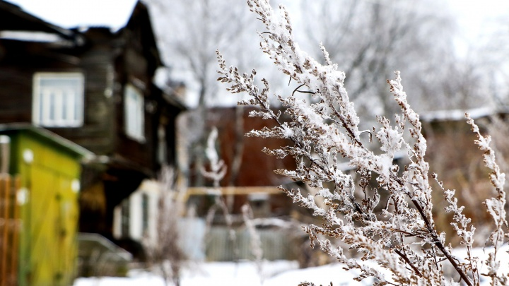 Прогноз погоды на неделю: нижегородцев ждут потепление и снегопады