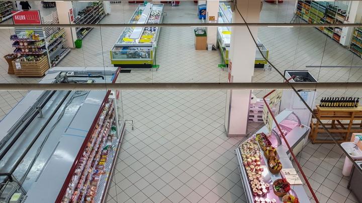 Сотрудница гипермаркета в Волгограде подняла на смех покупателей