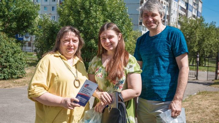 Как голосовали в Барнауле: фоторепортаж с избирательных участков