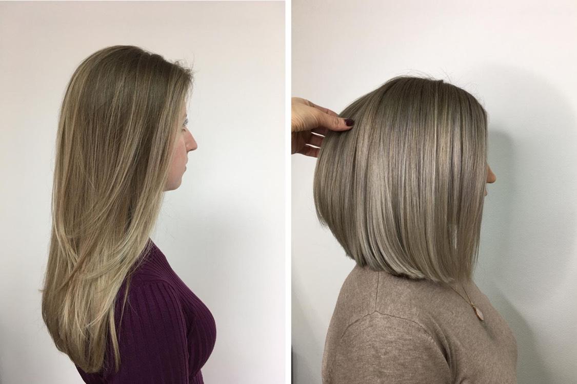 Постоянная борьба с желтизной волос для блондинок может наконец закончиться