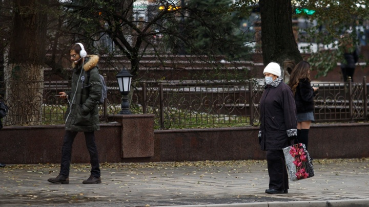 Число заболевших коронавирусом в Ростовской области перевалило 45 тысяч. Статистика по региону