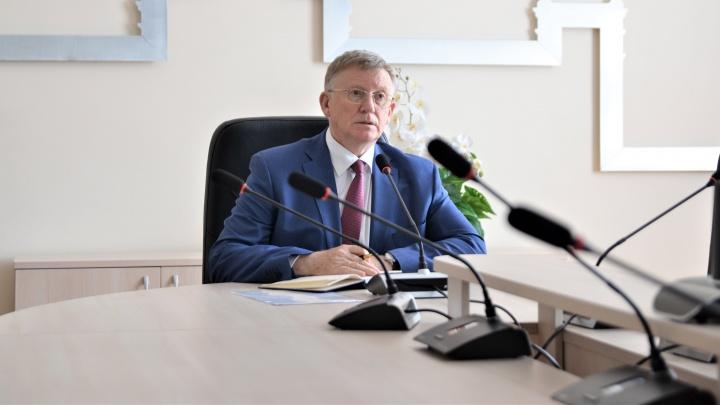 Ректор ЮУрГУ принял участие в онлайн-совещании членов правления Российского союза ректоров