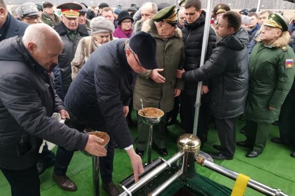 Дмитрий Язов стал первым омичом, похороненным на Федеральном военном мемориальном кладбище