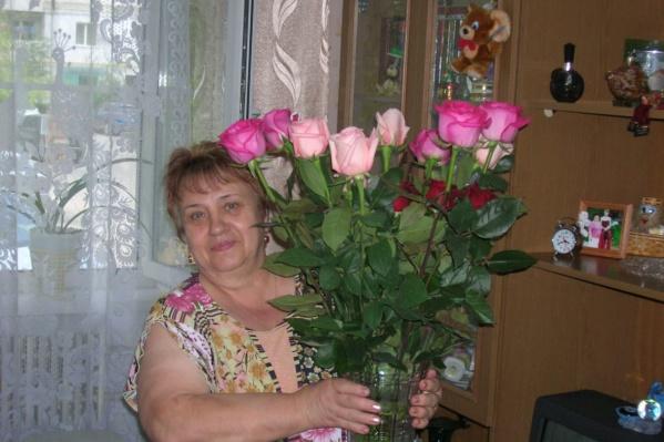 Ольга Павловна до последнего была на передовой