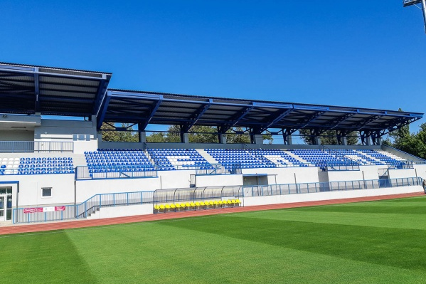 Играть «Форте» будет играть на стадионе «Торпедо»