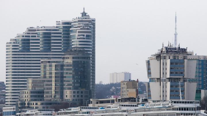 Ростов оказался в топе самых высотных городов России. Успех ли это?