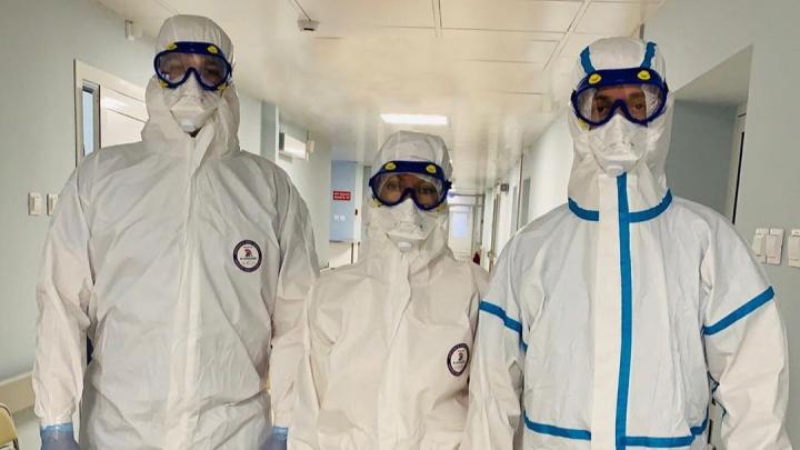 Больницу № 40 на Автозаводе переоборудовали в ковид-госпиталь