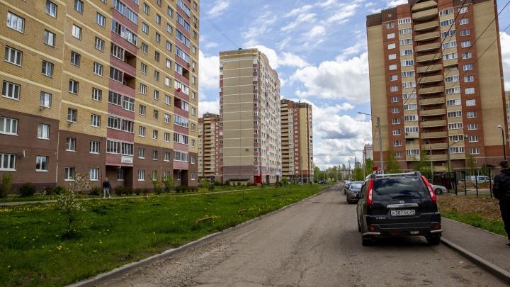 В Ярославле запретили парковать машины в районе ремонтируемого участка Тутаевского шоссе