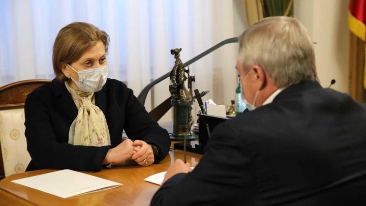 Ревизорро из Роспотребнадзора: события Ростова 22 октября