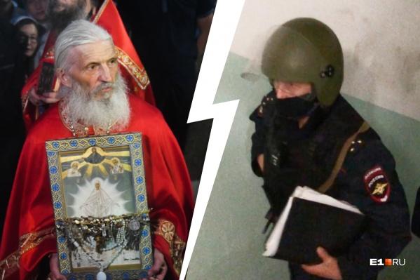 В Среднеуральском женском монастыре тоже пытались найти пропавших детей