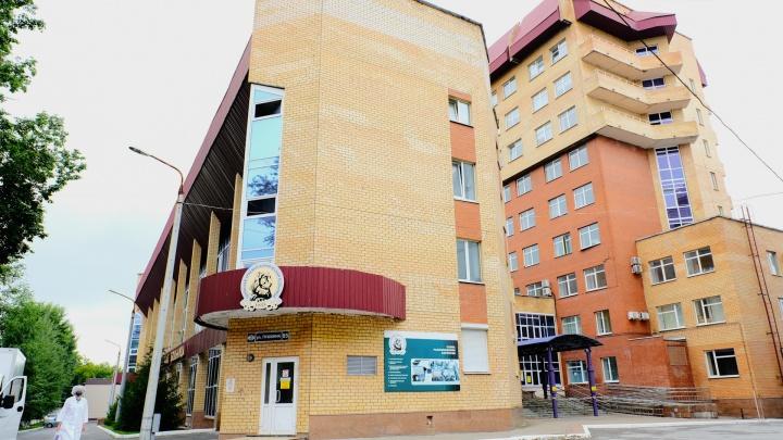 В пермской краевой клинической больнице у 22 медиков выявили COVID-19