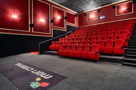 В три самых больших кинотеатра Красноярска еще можно сходить