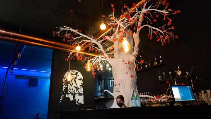 В центре Омска открылся рестобар в стиле «Игры престолов»