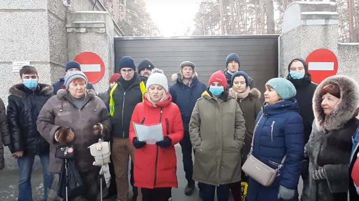 Челябинскую активистку оштрафовали после записи видеообращения к Байдену