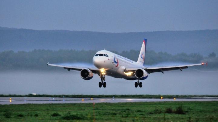 Летим к океану: в расписании Кольцово появились рейсы во Владивосток через Иркутск
