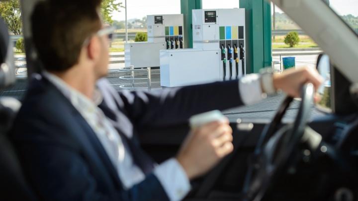 Самоизоляция стала жестче: жители Самары ищут новые способы оплатить топливо, не выходя из машины