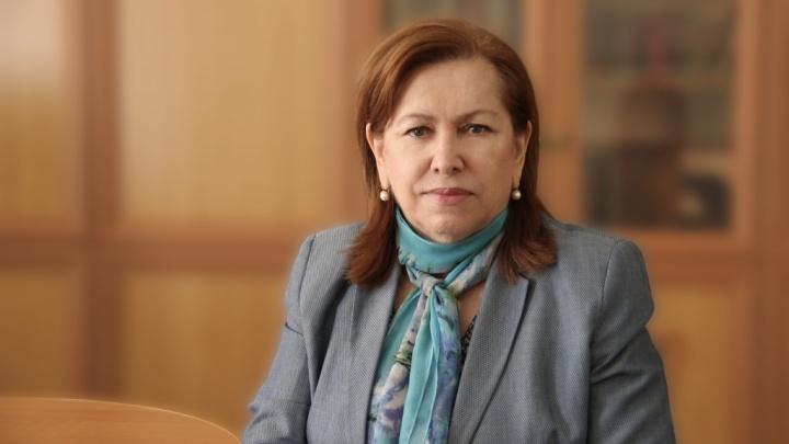 Зинаида Неярохина вновь стала главой города Ростова-на-Дону