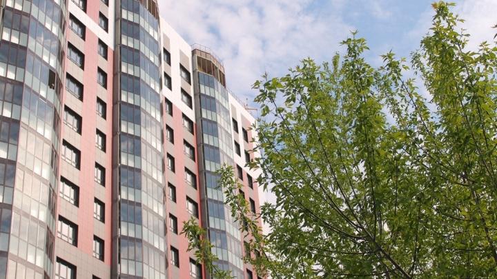 Что можно было построить за 199 дней: 18-этажный дом сдадут раньше срока