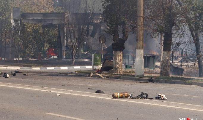 Третий день — самый тяжелый: пострадавший при взрыве газа пожарный по-прежнему в реанимации
