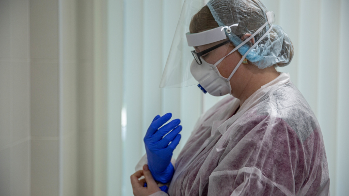 За последние сутки в крае выявлено еще 147 случаев заражения коронавирусом