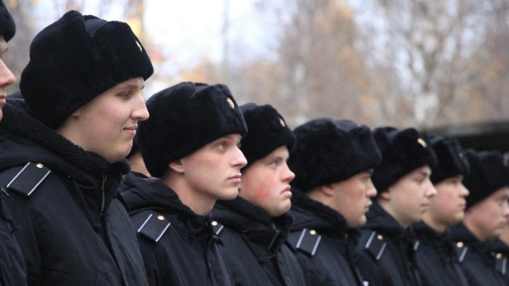Весной 2020 года в Архангельской области призывников было меньше, чем в тот же период в прошлом году
