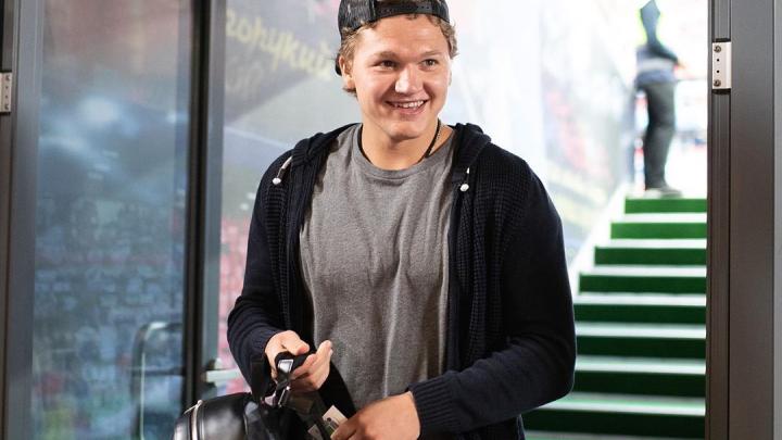 Кузбасский хоккеист подписал контракт с клубом НХЛ