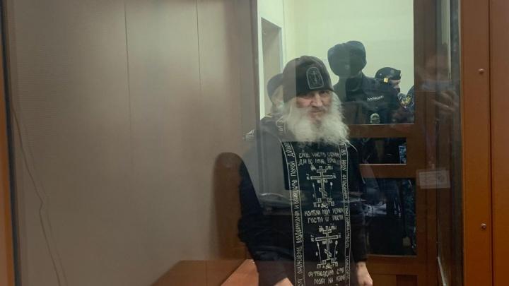Московский суд оставил под арестом экс-схиигумена Сергия