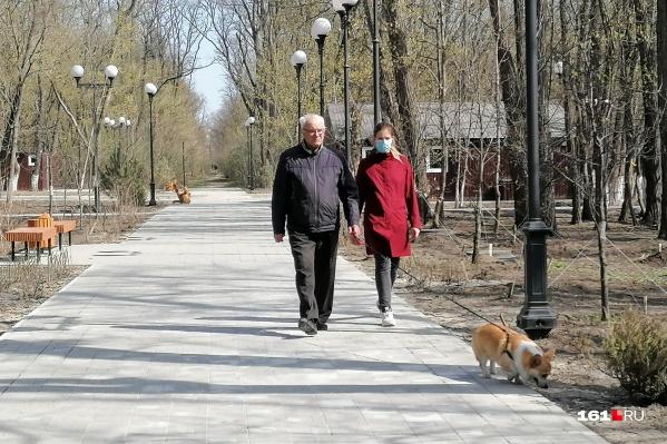 Выгуливать собак теперь можно не дальше чем в 100 метрах от дома, но кто за этим будет следить, пока не ясно