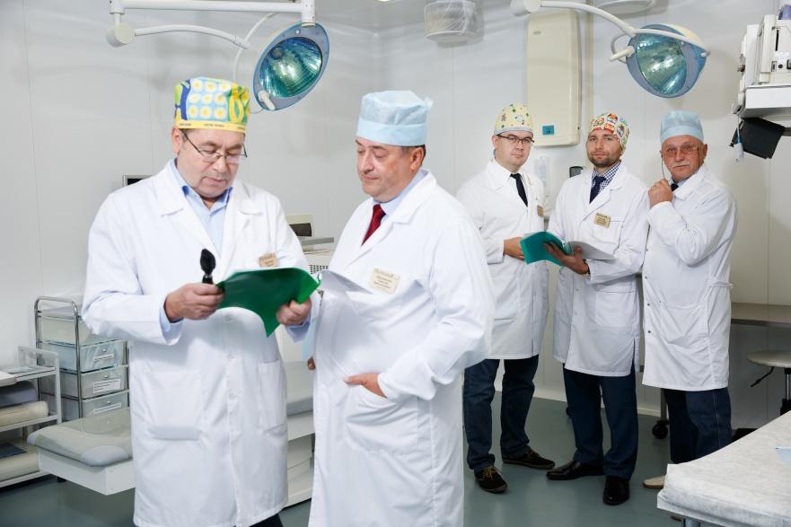 В клинике «Профессорская Плюс» занимаются лазерной коррекцией зрения уже около 15 лет