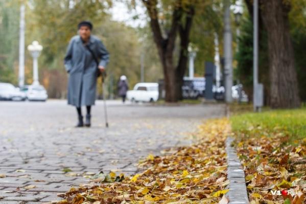 15 октября в Волгограде будет солнечно и тепло