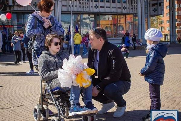 Многие особенные дети считают Сергея Ивченко своим другом
