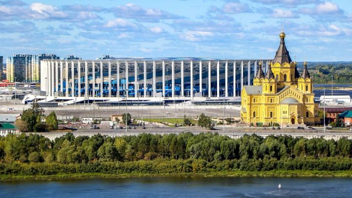 Одни на стадионе: ФК «Тамбов» сыграет с грозненским «Ахматом» в Нижнем Новгороде