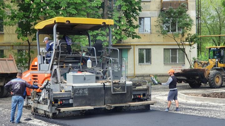 В Самаре отремонтируют 50 дворов во всех районах города