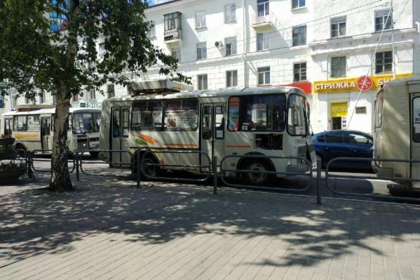 В Кургане начинает дорожать проезд в городских автобусах