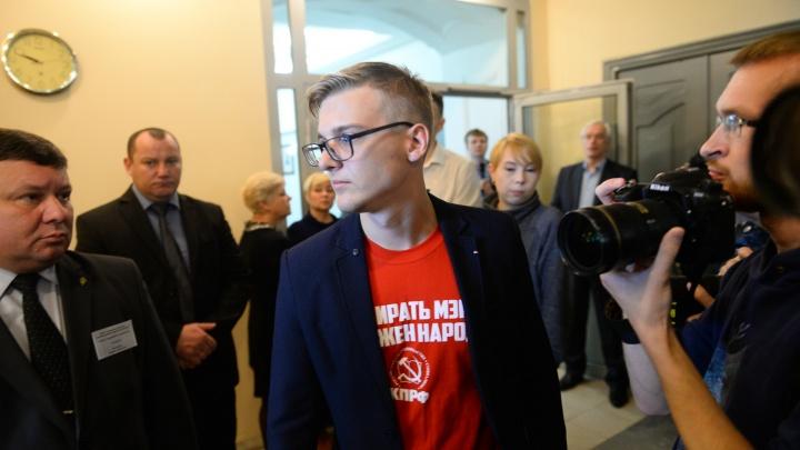 Депутат Пирожков проиграл суд прокуратуре, которая отправляла его в армию