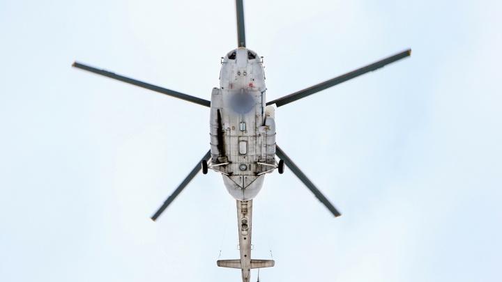До Нижнего Новгорода добрался фейк про вертолет, распыляющий лекарства против коронавируса