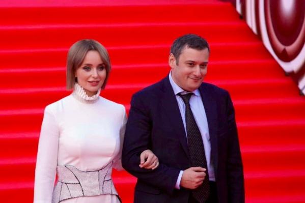 Родители братьев вместе уже несколько лет. Фото: во время церемонии открытия Московского кинофестиваля