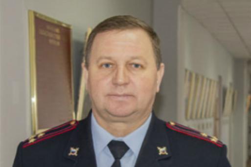 Владимир Завражный в УМВД отвечает за профессиональную служебную и физическую подготовку
