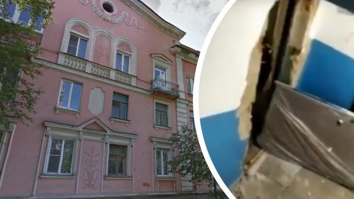 В жилом доме в Челябинске взорвался газ. Есть пострадавший