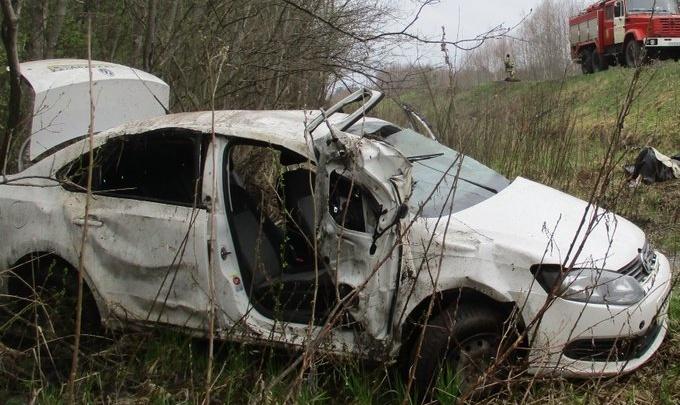 Травмы ног и позвоночника: четверо врачей серьезно пострадали в аварии в Ярославской области