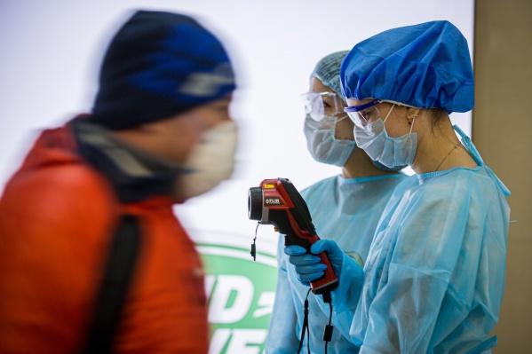 В регионе нет новых заражённых — коронавирус по-прежнему выявлен у четырёх человек.
