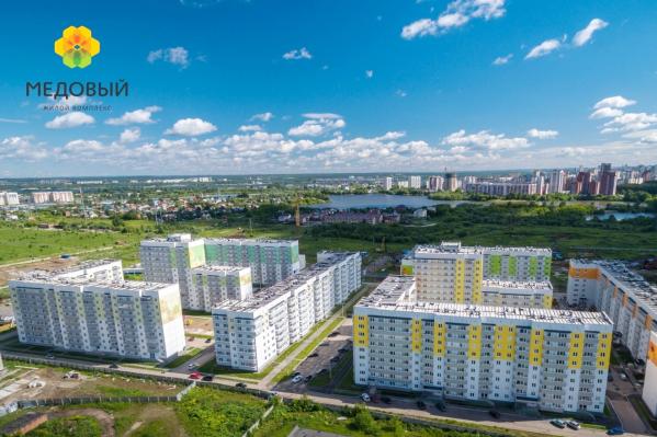 Активное участие в развитии проекта принимает застройщикАО «СтройПанельКомплект»